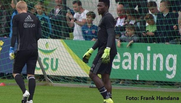 """Onana: """"Werd echt blij van jonge basisspelers Ajax"""""""